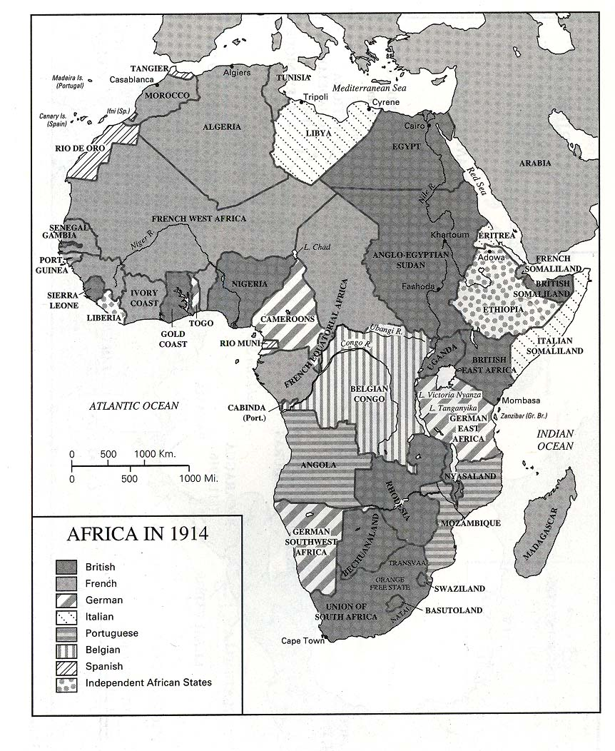 imperialism in africa essay all dbq essays are due in one week wednesday 19 2014