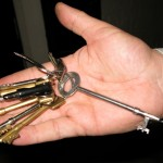The Keys of St Clement Danes by Crista Cloutier